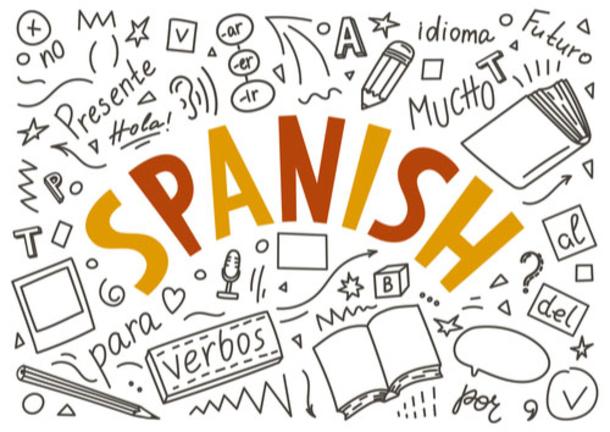 the word Spanish