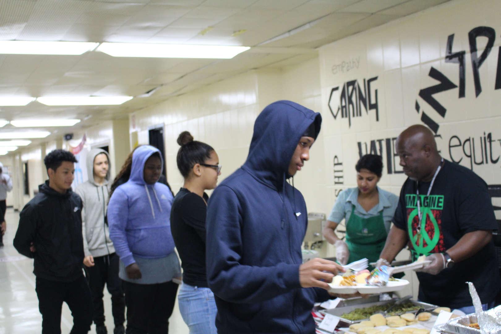 more on line Thanksgiving Feast 2017