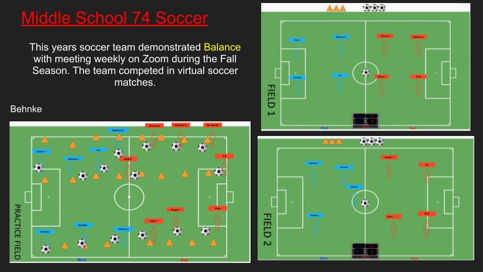 MS 74 Soccer