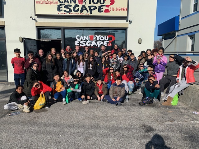 Beyond Escape Room Field Trip