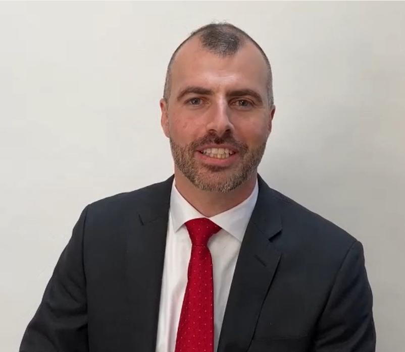 Principal Brian Contarsy