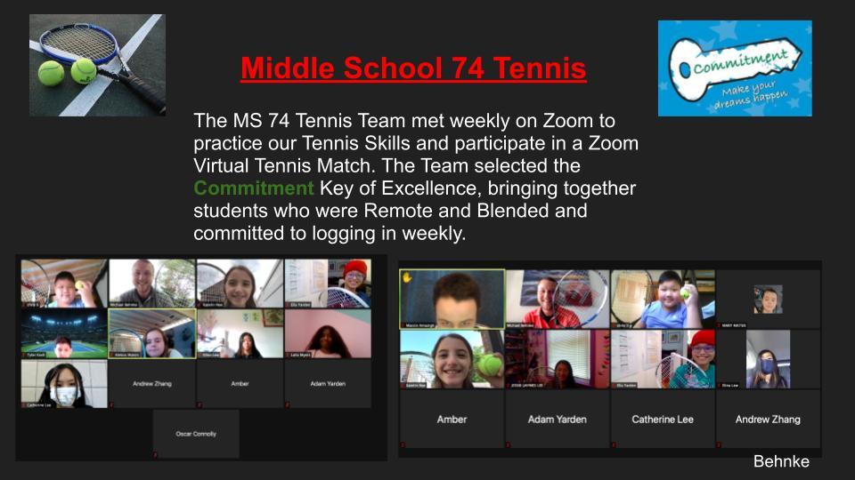 MS74 Tennis