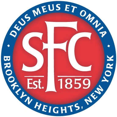 St. Francis College Deus Meus Et Omnia - Brooklyn Heights, New York