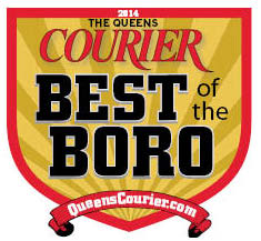 Queens Courier Best of the Boro Award