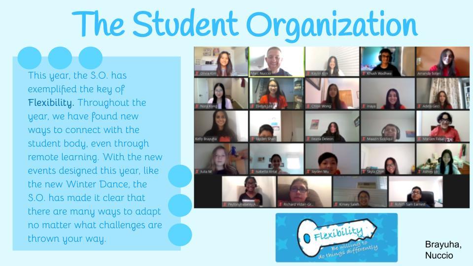 The Student Organization