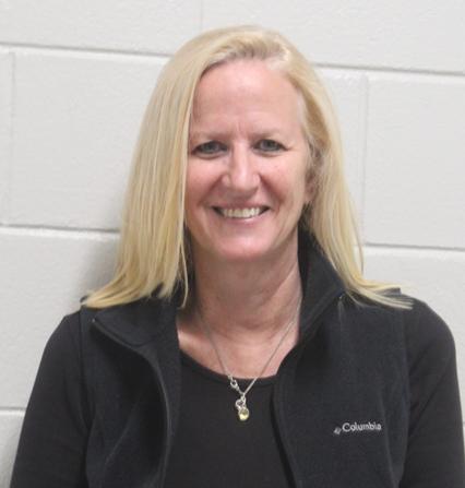 JoAnne Muzzey - Helping Hands Award Recipient for Empowering