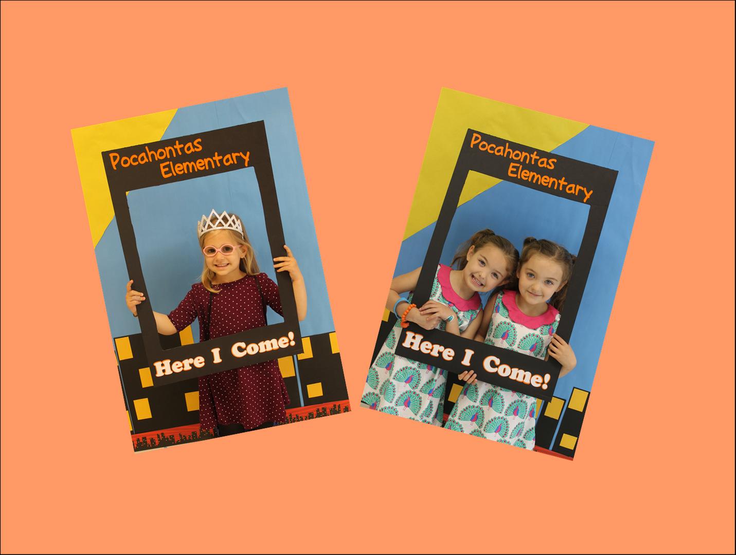 Pocahontas Elementary School Kindergarten Registration