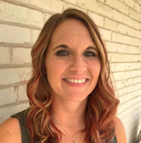 Heather Storrie, Special Education Lead Teacher