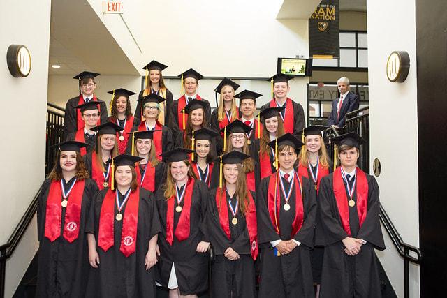 2019 Advanced College Academy Cohort