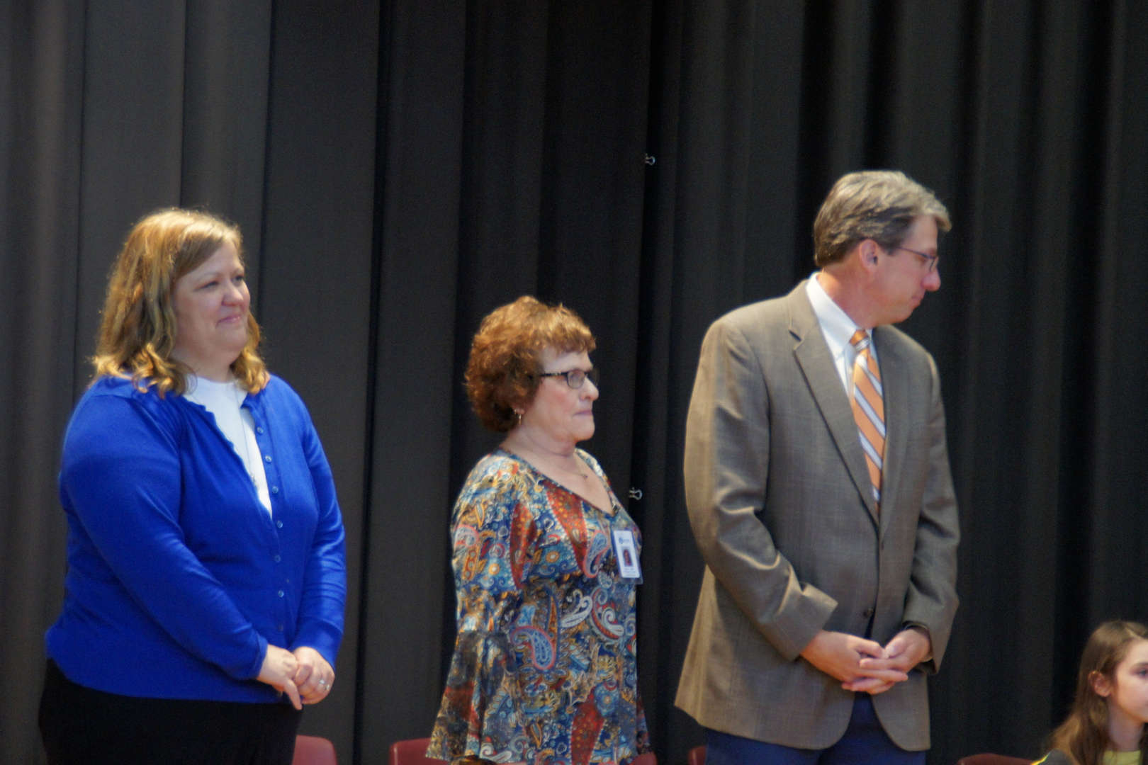 Judges: Mrs. Tracy Ingle, Mrs. Susan Smith, Dr. Eric Jones