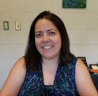 Amanda Johnson, Special Education Lead Teacher