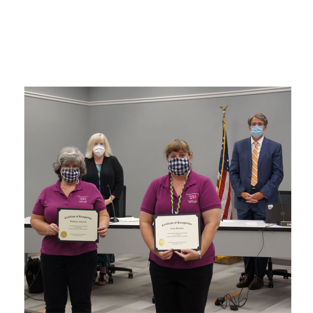 VTEEA Elementary STEM Program of the Year recognition
