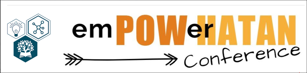 EmPOWerHATAN conference (empower + Powhatan)