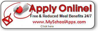 www.MySchoolApps.com logo apply online for free & reduced meals