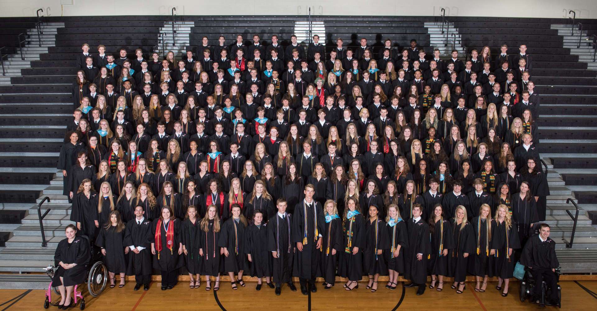 Powhatan High School 2018-2019 Graduates
