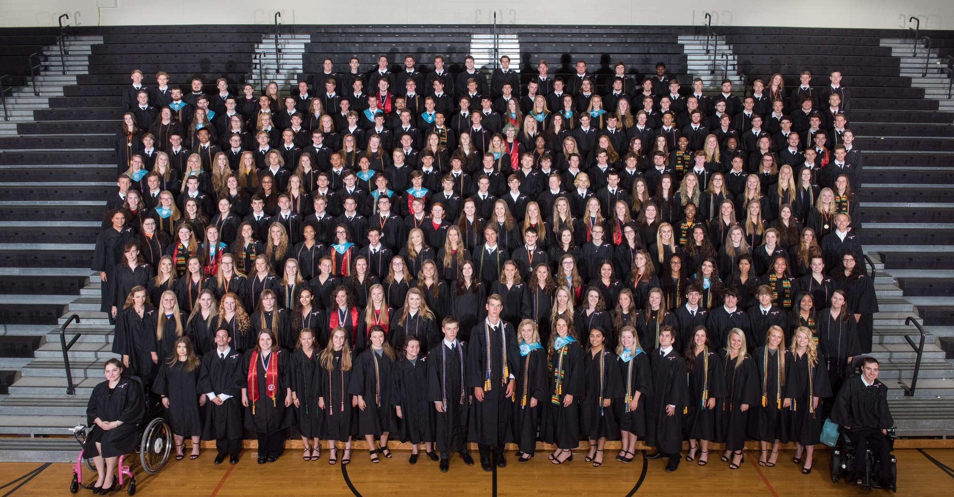 Powhatan High School 2018-2019 Graduates