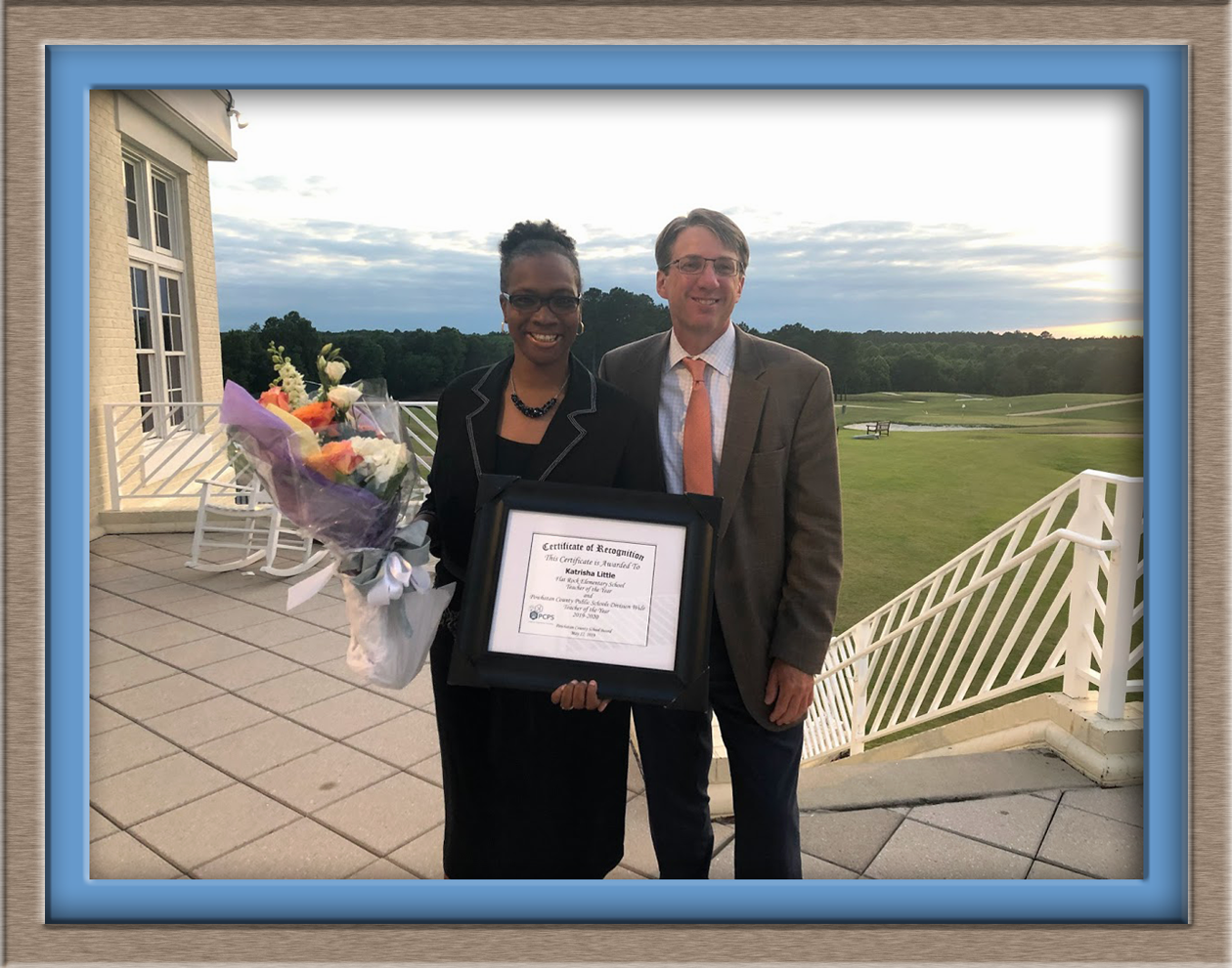2019 Division Teacher of the Year: Katrisha Little