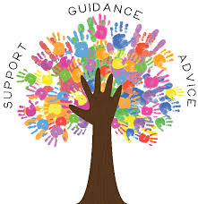 Special Education Advisory Committee logo. Support, Guidance, Advice