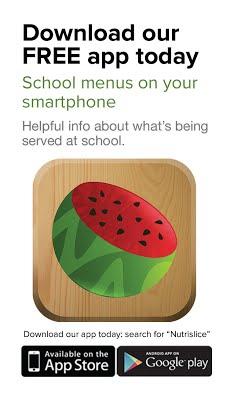 Nutrislice app download ad