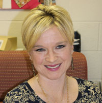 K.P. Gobble, Special Education Lead Teacher