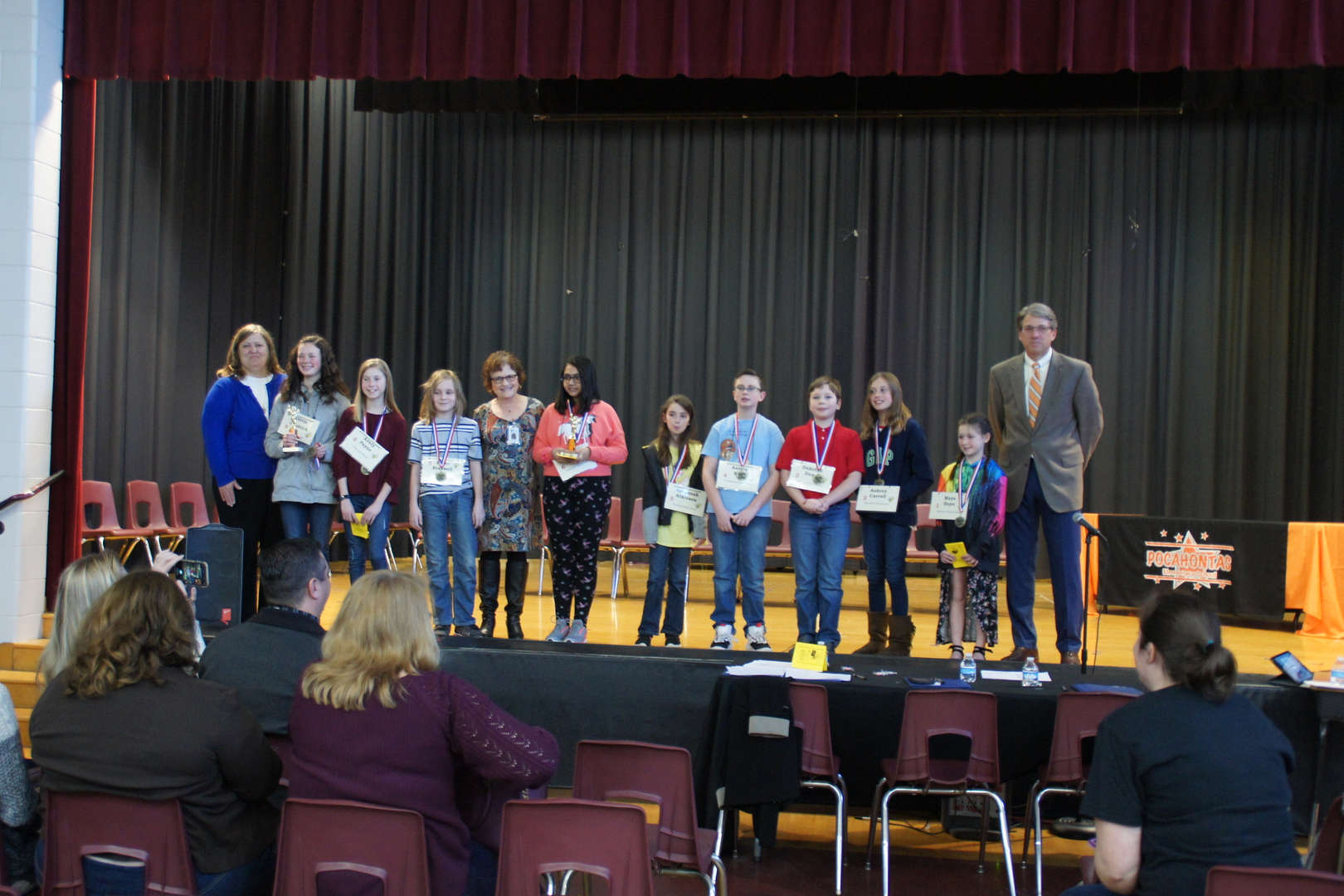 All 2020 Spelling Bee Participants