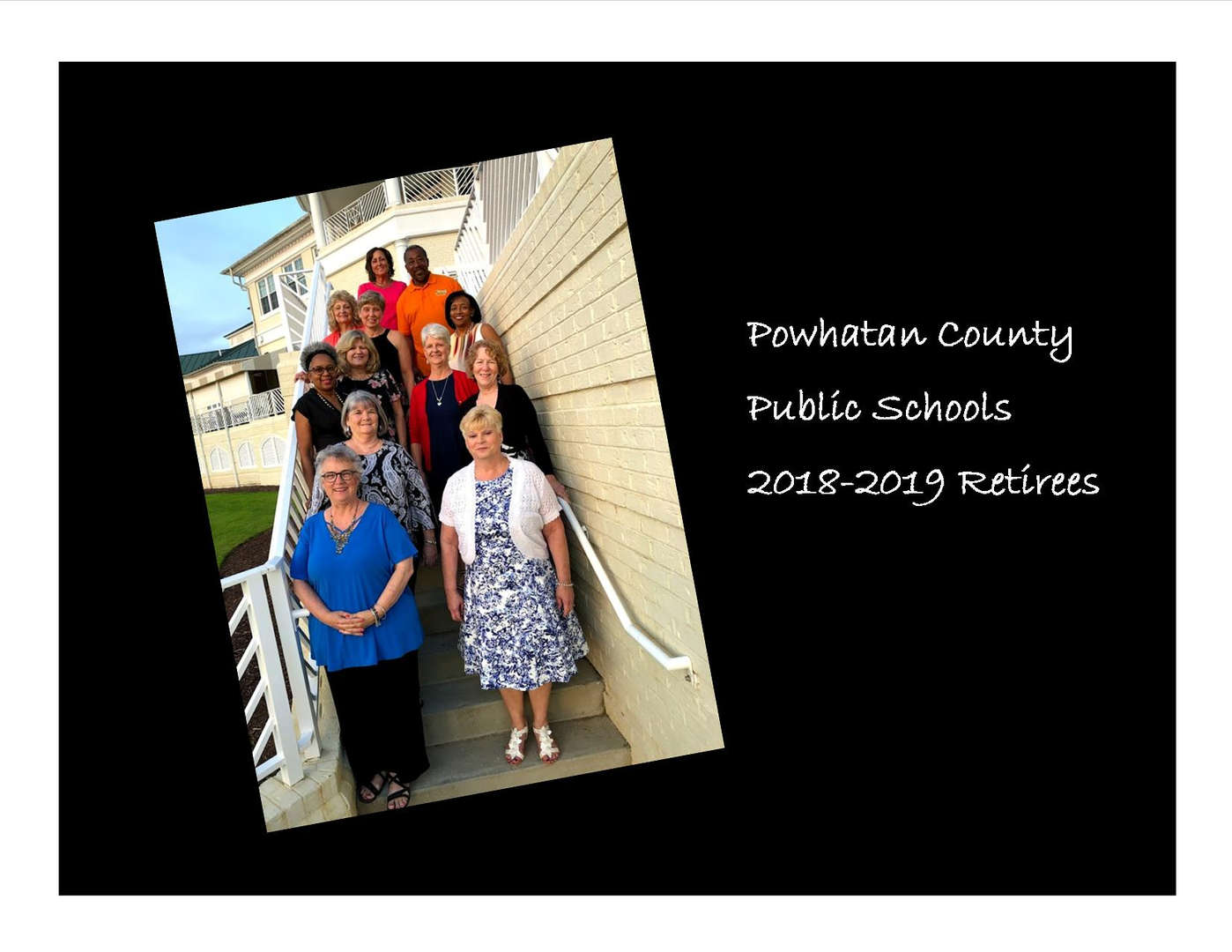 PCPS 2018-2019 Retires