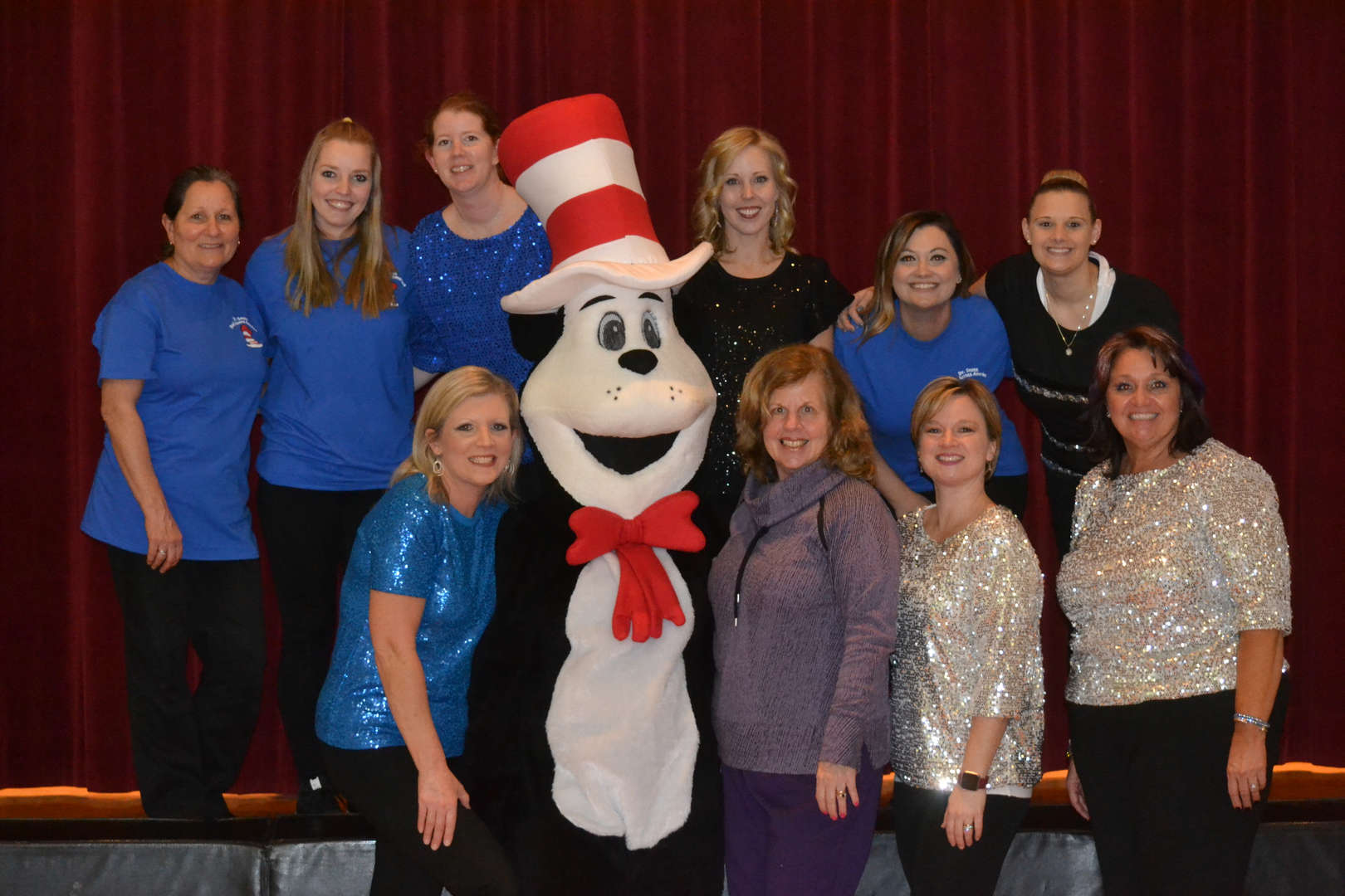 Read Across America Dancers