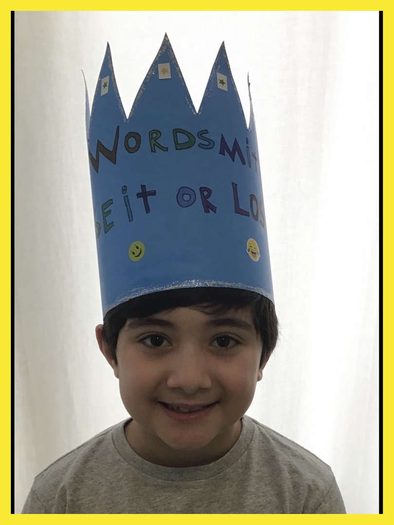 Wordsmith hat 5