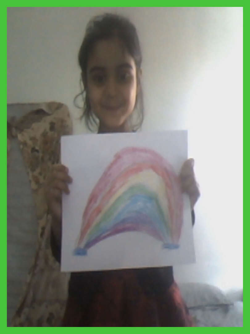 My rainbow for you