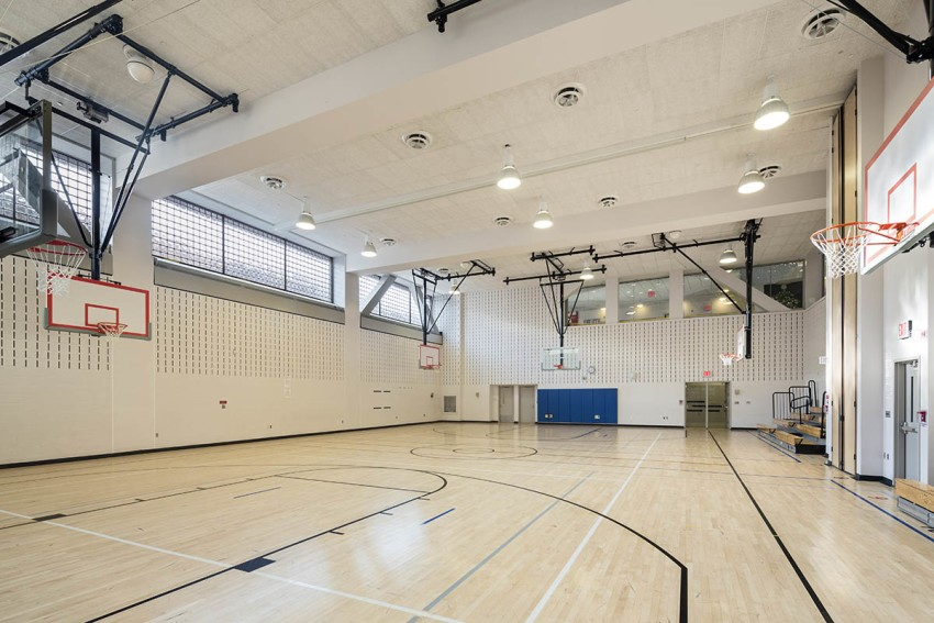 Beautiful Gymnasium