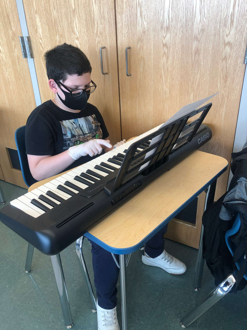 Learning the Keyboard