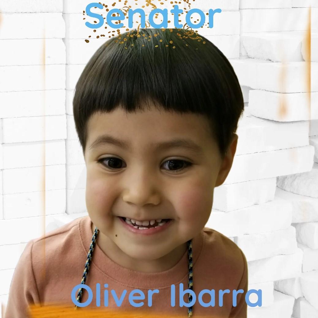 PreK 261 Class Senator Oliver