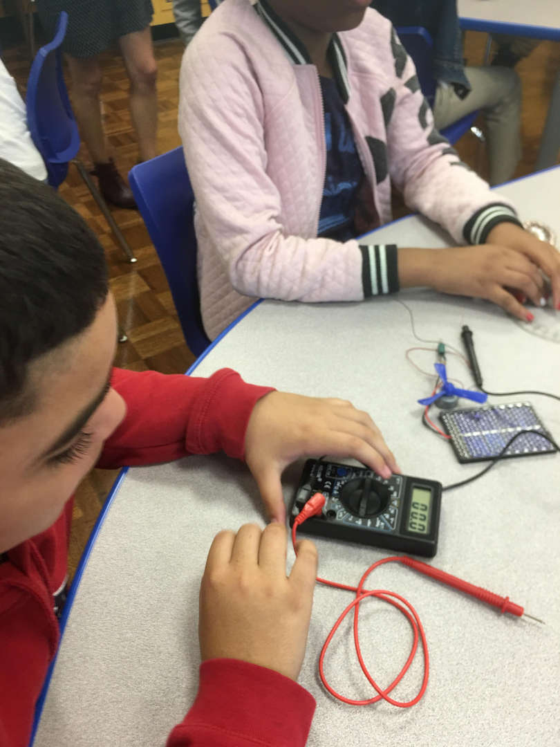 measuring energy watts