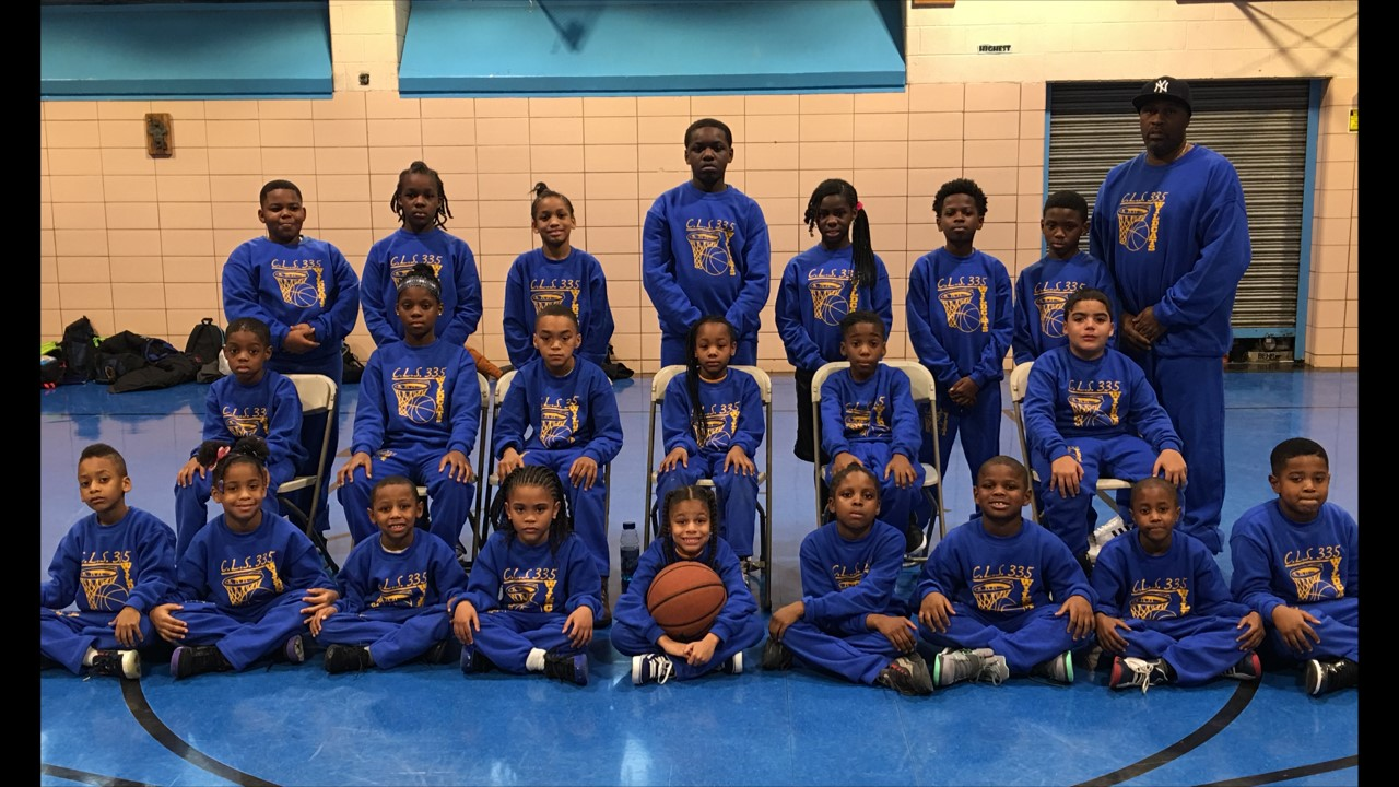 The Wildcats baketball team- PS335