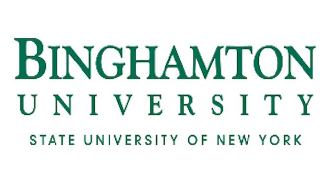 Binghamtom University Logo