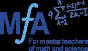 Math For America Logo