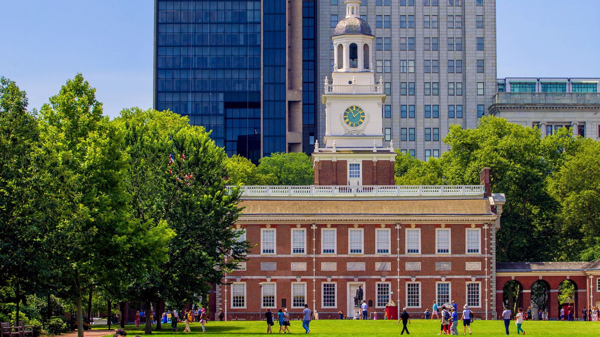 Independence Hall: Philadelphia