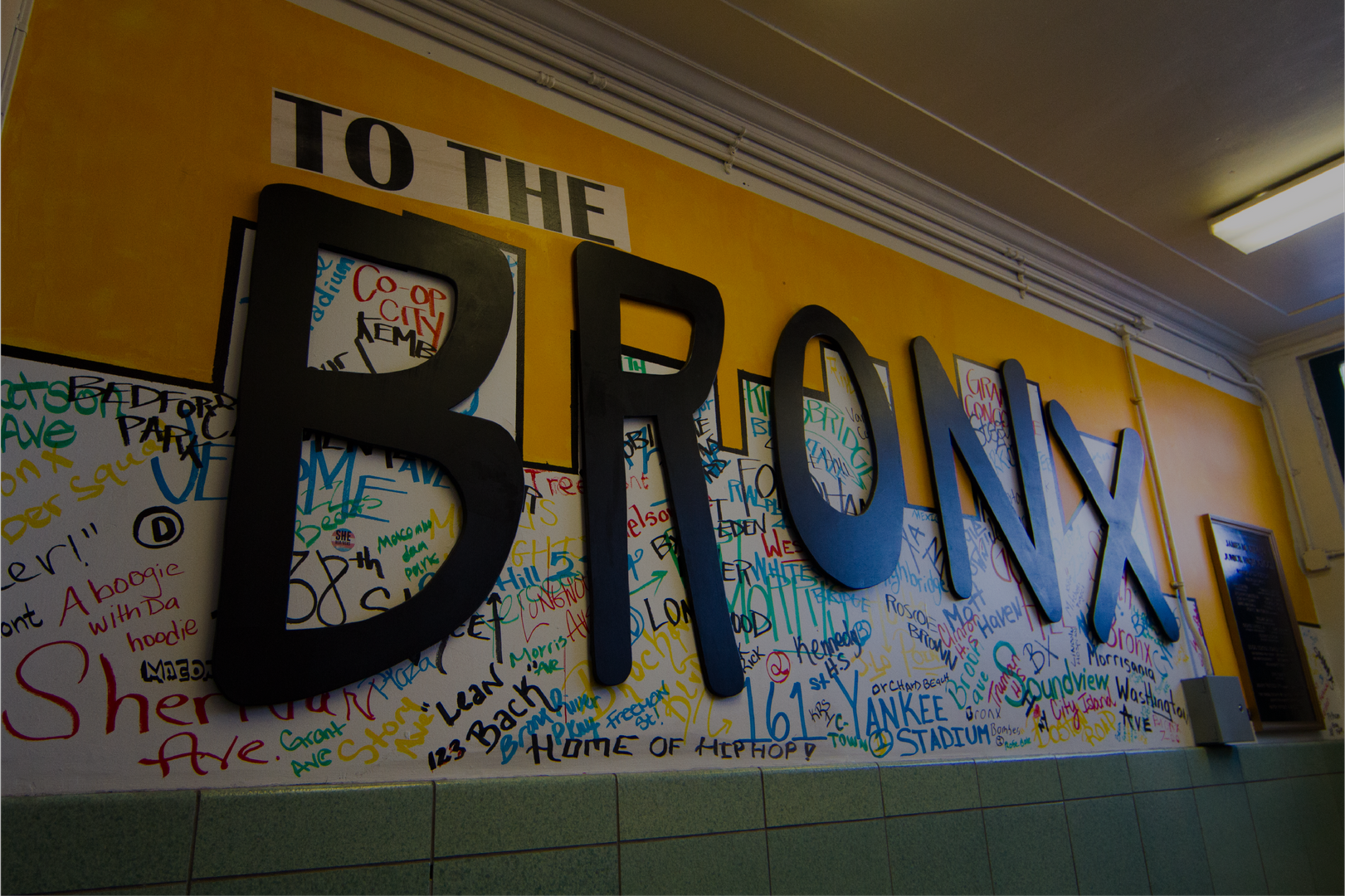 Bronx mural