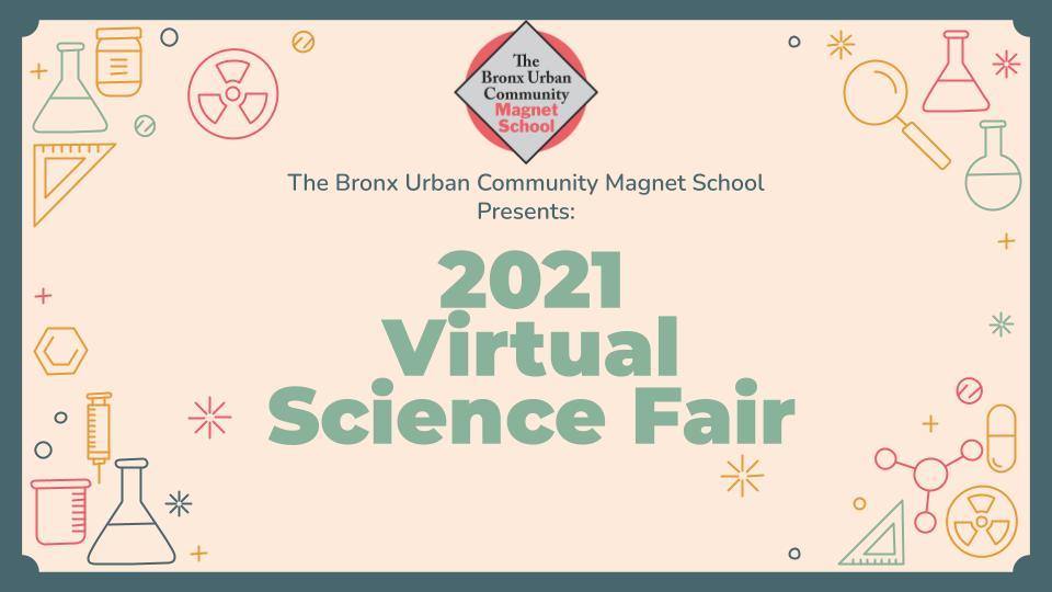 2021 Virtual Science Fair