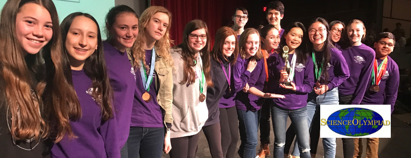 John Jay High School Advances to the State Level of Competition in Science Olympiad