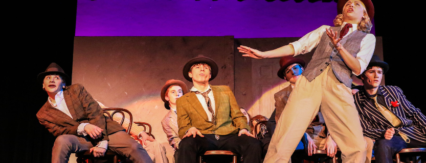 """Guys and Dolls"" delights audiences!"