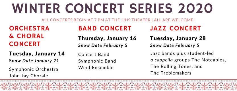 Winter Concert Series