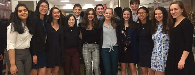 Science Research students shine at WESEF!