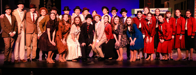"""""""Guys and Dolls"""" delights audiences!"""