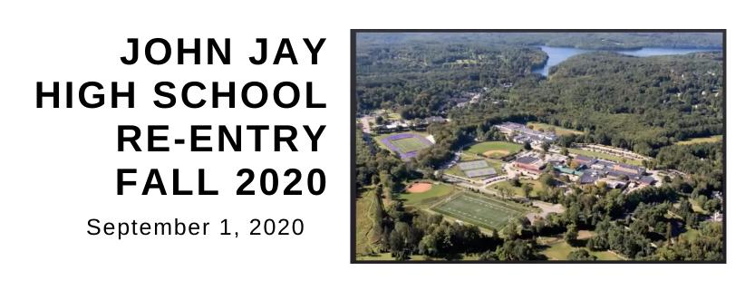 JJHS Reentry September 2020