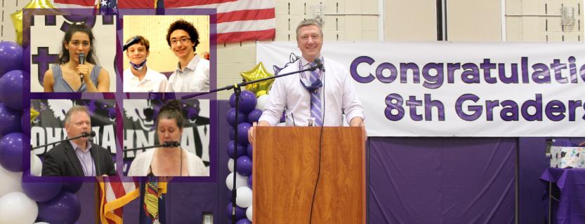 congrats to rising freshmen.