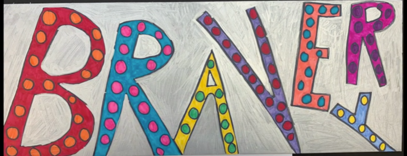 6th grade art show