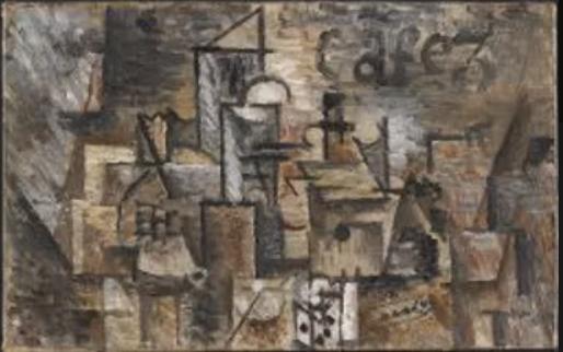 The Pomegranate (Picasso, 1912)