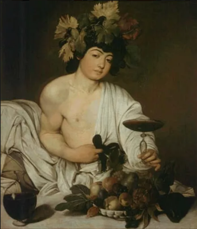 Bacchus (Carravagio, 1575)