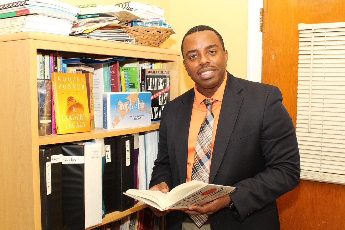 Principal Sheldon Noel